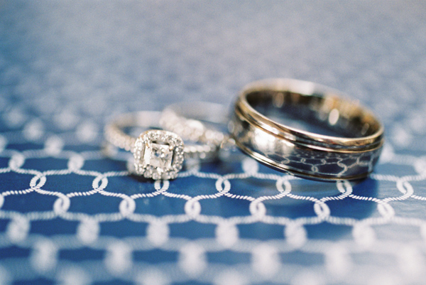 Nautical film wedding photography in ny at the view for Long island wedding bands